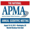 2012 APMA Annual Scientific Meeting (The National)