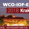 WCO-IOF-ESCEO Krakow 2018 – WORLD CONGRESS ON OSTEOPOROSIS, OSTEOARTHRITIS AND MUSCULOSKELETAL DISEASES