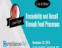 2016 Webinar by Compliance4all on Traceability and Recall Through Food Processes