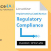 Regulatory Compliance by Implementing the Cost Effectively – 2017