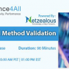 Analytical Method Validation in FDA process – 2017