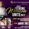 WHEN STRONG WOMEN UNITE 2017 Christian and prophetic conference