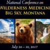 The National Conference on Wilderness Medicine at Big Sky Resort, Montana