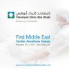 First Middle East Cardiac Anesthesia Update Abu Dhabi