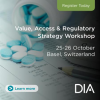 Value, Access and Regulatory Strategy Workshop