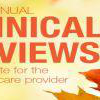 91st Annual Clinical Reviews – Oct 23-25 or Nov 6-8, 2017