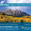 Fall Family Medicine Review
