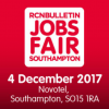 RCN Bulletin Jobs Fair Southampton December 2017