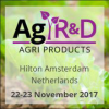 R&D of Agri Products, Amsterdam, November 2017