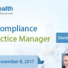 Webinar on HIPAA Compliance for a Practice Manager