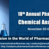 18th Annual Pharmaceutical and Chemical Analysis Congress