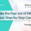 Take the Fear out of HIPAA – Basic Step-by-Step Compliance
