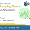 What is Meant by Single Sampling Plan Seminar 2018