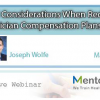 Key Legal Considerations When Redesigning Your Physician Compensation Plans