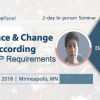 Governance and Change Control | GxP/GMP Requirements Course
