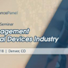 Risk Management Standard in Medical Devices Seminar 2018