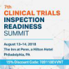 7th Clinical Trials Inspection Readiness Summit