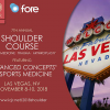 7th Annual Shoulder Course, Las Vegas 2018