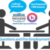 : Interview Questions and Pre-Employment Screening: What Every Employer Needs to Know – Title VII, ADA/ADAAA, PDL, GINA, I-9s and Affirmative Action