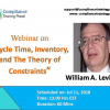 Cycle Time, Inventory, and The Theory of Constraints