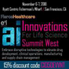 AI Innovations for Life Science Summit West
