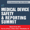 Medical Device Safety and Reporting Summit