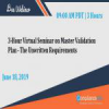 Latest Master Validation Plan – The Unwritten Requirements