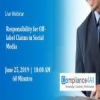 Responsibility for Off-label Claims in Social Media