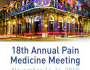 18th Annual Pain Medicine Meeting