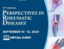 13th Annual Perspectives in Rheumatic Diseases Virtual Conference