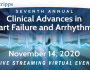 2020 Clinical Advances in Heart Failure and Arrhythmias – Live Streaming Virtual CME Event