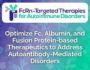 FcRn-Targeted Therapies for Autoimmune Disorders | March 23-25 | Virtual Event