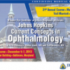26th Annual Current Concepts in Ophthalmology-Baltimore